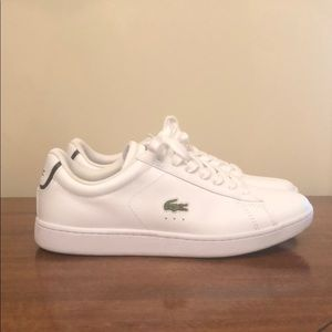 Lacoste Tennis Shoes White
